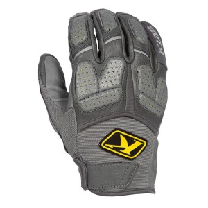 KLiM Dakar Pro Glove - Gray (Non Current)