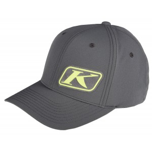 KLiM K Corp Hat - Dark Gray