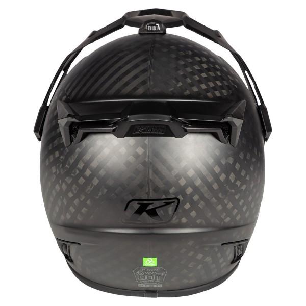 Pro Xpo Matte Black Cws: KLiM Krios Pro Adventure Helmet ECE