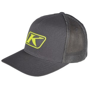 KLiM Icon Snap Hat - Dark Gray