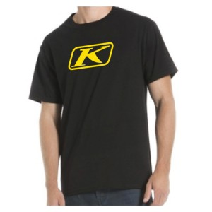 KLiM Icon T - Black