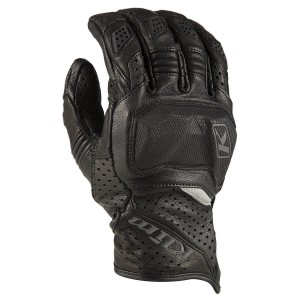 KLiM Badlands Aero Pro Short Glove - Black