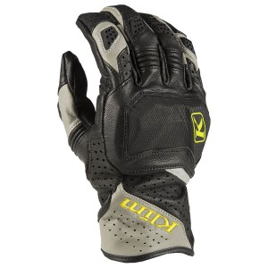 KLiM Badlands Aero Pro Short Glove - Gray