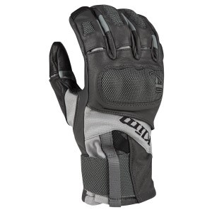 KLiM Adventure GTX Short Glove - Asphalt