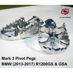Pivot Pegz WIDE MK3 for BMW R 1200GS Water Cooled