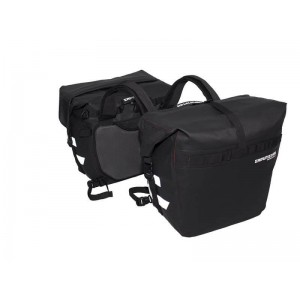 Enduristan Monsoon 3 Panniers 2x30lt (with/without Frames)