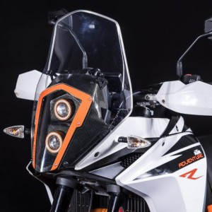 Rade Garage KTM 1190/1090 RR Screen
