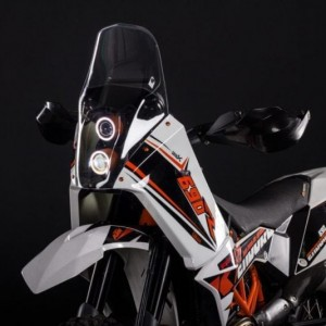Rade Garage KTM 690 Fairing Kit