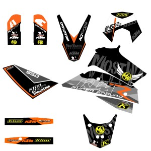 Hyena Decals KTM 950 Super Enduro | MOSTWANTED