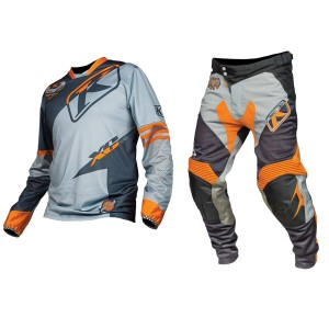 KLiM XC Jersey - Grey Set (NON CURRENT)