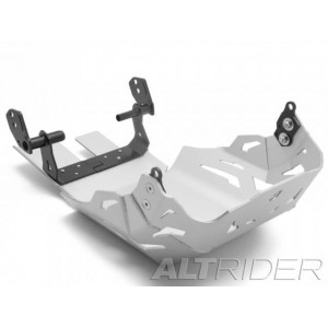 AltRider Skid Plate for the KTM 1190 Adventure / R (2014+) - Silver