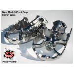 Pivot Pegz WIDE MK3 for KTM LC4/LC8 ADV & all EXC models