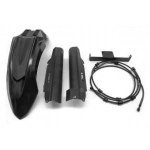 AltRider High Fender Kit Honda CRF1000L Africa Twin - Black