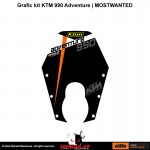Hyena Decals KTM 950/990 ADV | MOSTWANTED