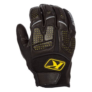 KLiM Dakar Pro Glove - Black (Non Current)