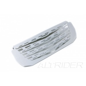 AltRider Oil Cooler Guard for BMW R1200GS - Silver