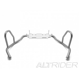 AltRider Upper Crash Bars BMW R 1200 GS Water Cooled (2013-2016) - Silver