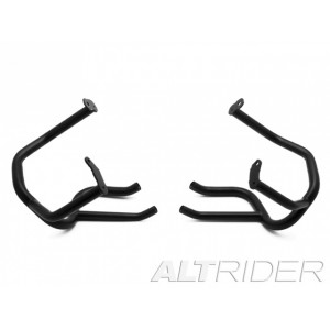 AltRider Crash Bars BMW R 1200 GS Water Cooled (2014-current) - Black