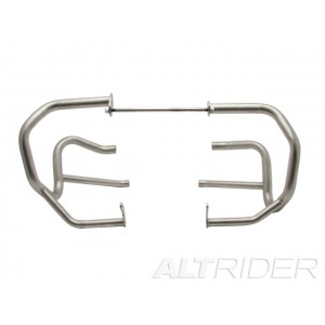 AltRider Crash Bars BMW R 1200 GS Water Cooled (2014-current) - Silver
