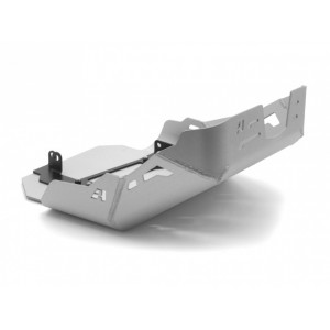 AltRider Skid Plate Honda CRF1000L Africa Twin - Silver