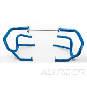 AltRider Crash Bars BMW R 1200 GS Water Cooled (2014-current) - Blue