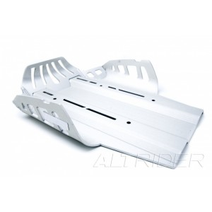 AltRider Skid Plate for BMW HP2 Enduro - Silver